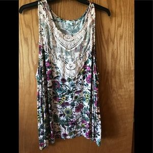 Maurices plus size tank top